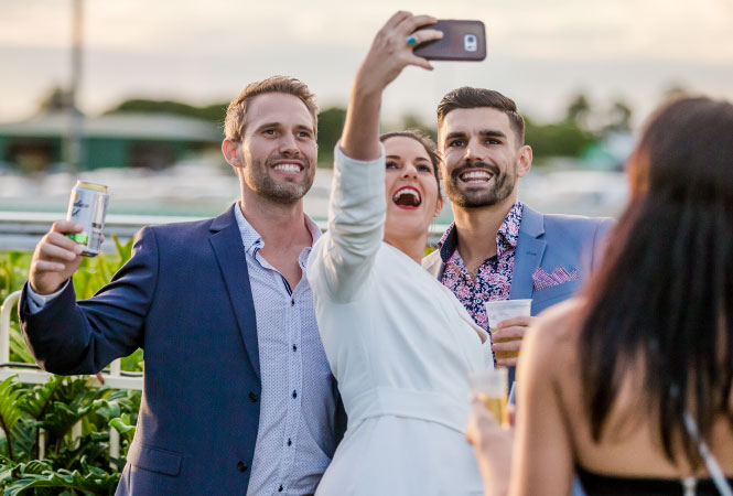 Girls Day Out Photo Booth | Brisbane Racing Club