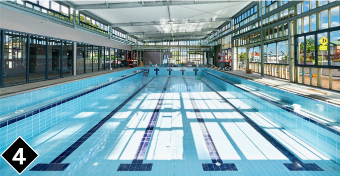 Ascot Aquatics Centre | Brisbane Racing Club