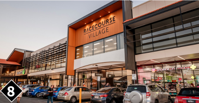 Racecourse Village Shopping Centre | Brisbane Racing Club