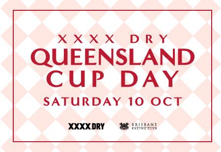 XXXX Dry Queensland Cup Day | Brisbane Racing Club