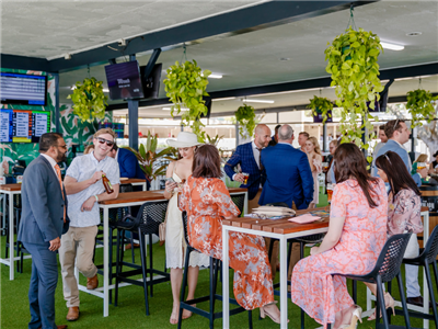 The Pavilion | Brisbane Racing Club