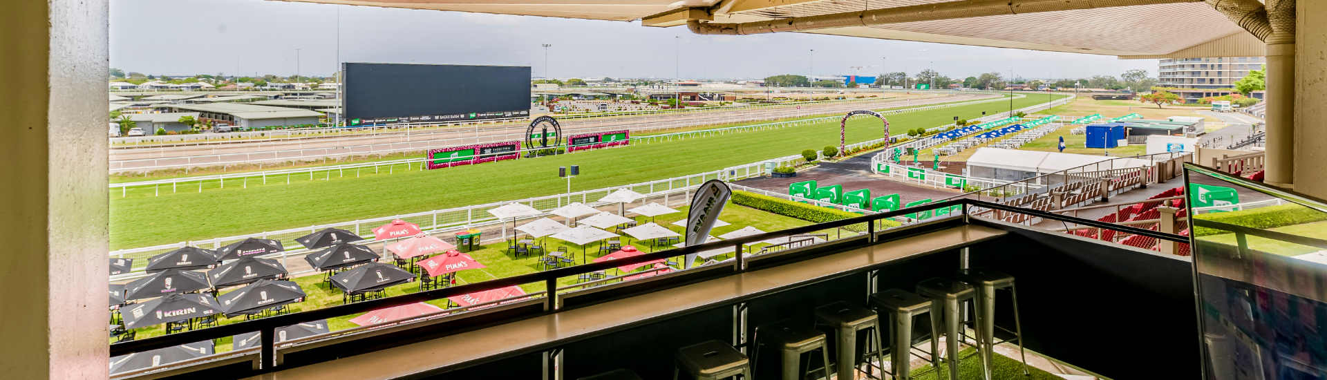 Ascot Terraces | Brisbane Racing Club