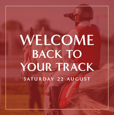 Welcome back to your track | Brisbane Racing Club