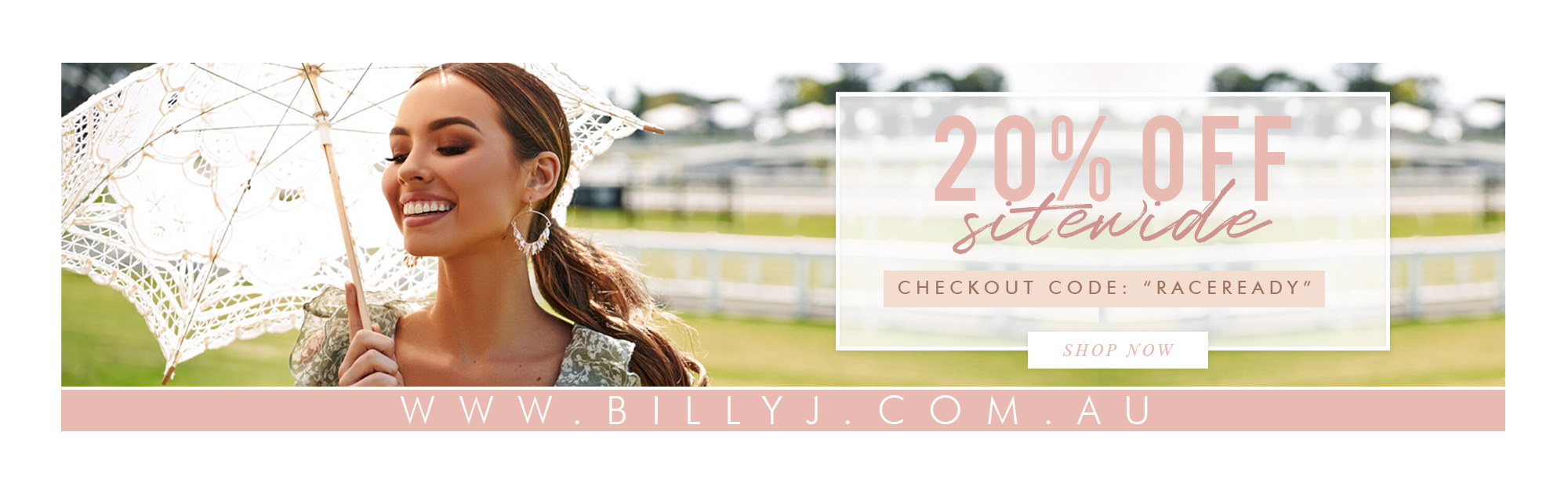 Billy J Boutique | Brisbane Racing Club