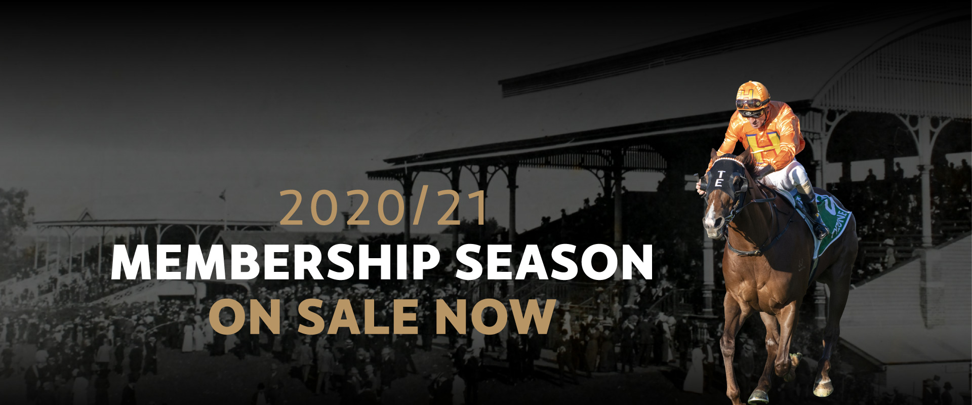 2020-21 Membership On Sale Now | Brisbane Racing Club