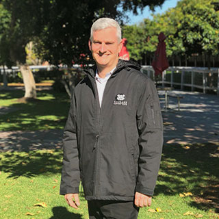 Brisbane Racing Club Merchandise Jacket