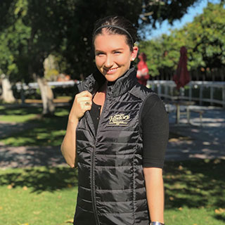 Brisbane Racing Club Merchandise Puffer Vest