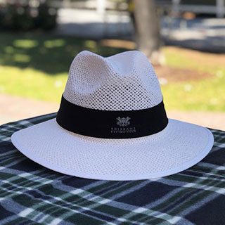 Brisbane Racing Club Merchandise Straw Hat