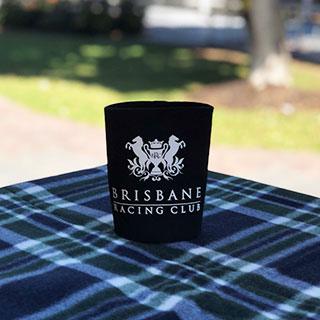 Brisbane Racing Club Merchandise Stubbie Cooler General