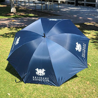 Brisbane Racing Club Merchandise Umbrella