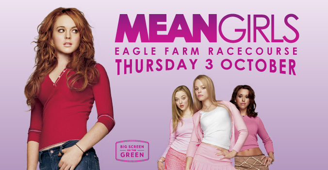 Big Screen on the Green Featuring Mean Girls