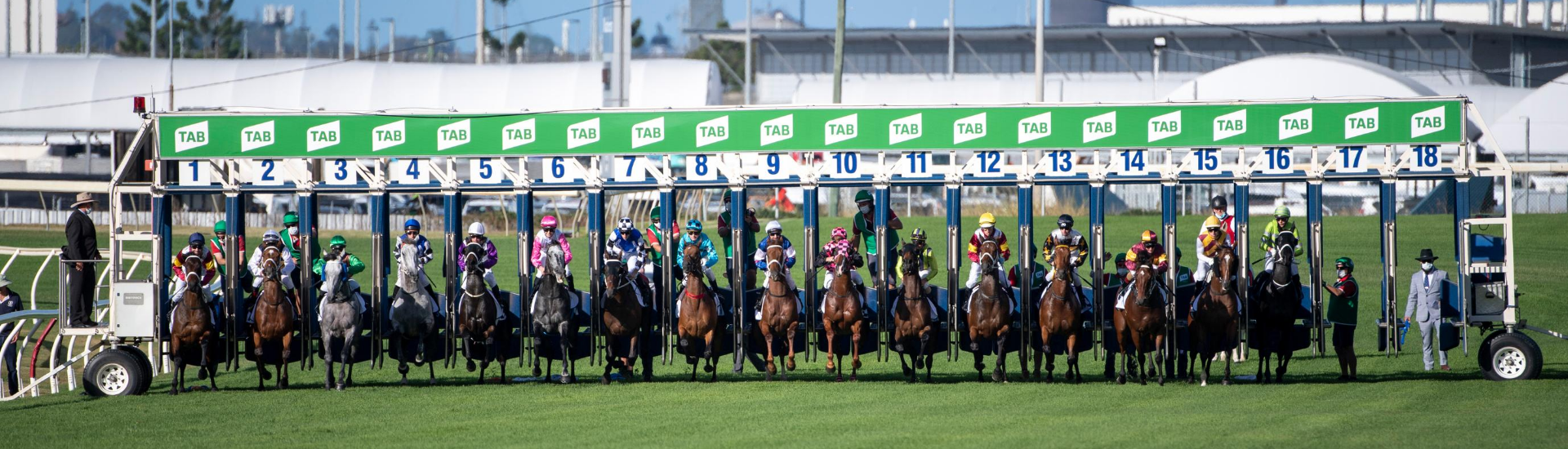 Barriers | Brisbane Racing Club