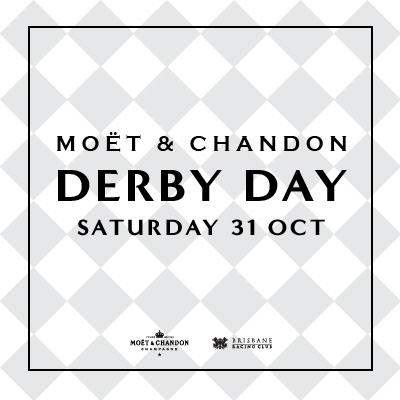 Moet & Chandon Derby Day | Brisbane Racing Club