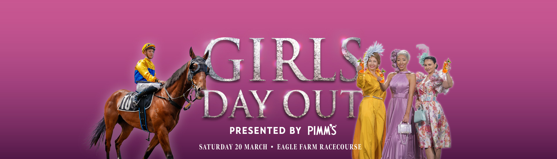 Girls Day Out | Brisbane Racing Club