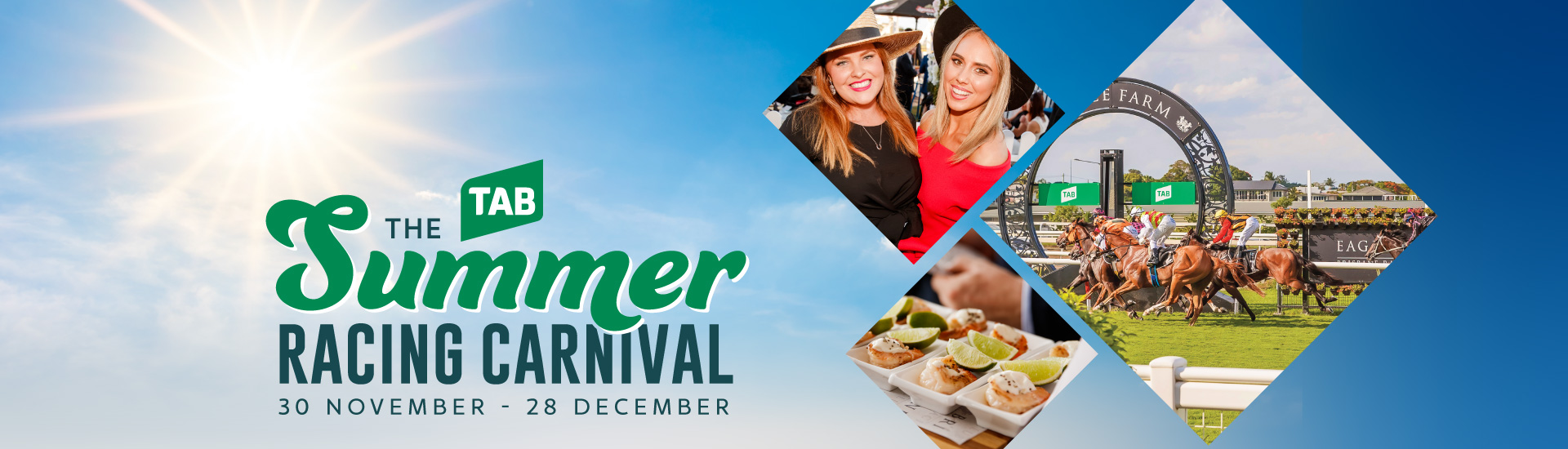 Summer Racing Carnival | Brisbane Racing Club