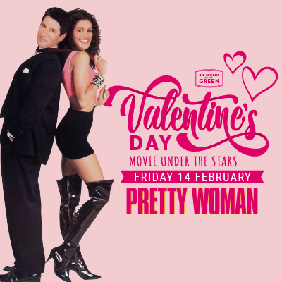 Valentines Day at Big Screen On The Green | Brisbane Racing Club