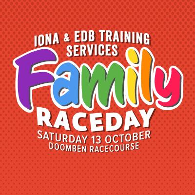 Family Raceday Calendar Banner