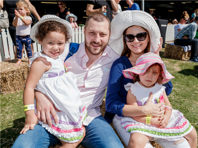 Family Raceday fun at Brisbane Racing Club