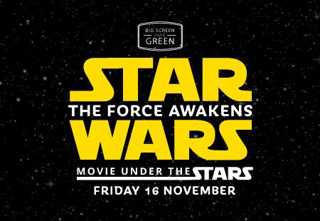 Star Wars - Big Screen On The Green | Brisbane Racing Club