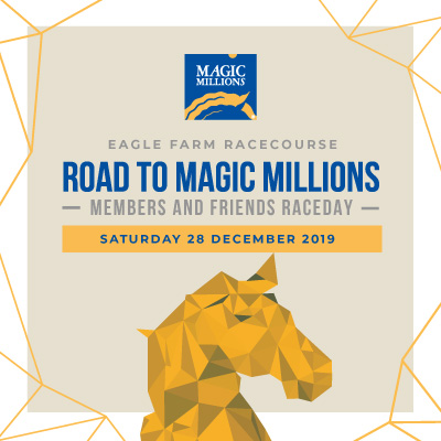 Road to Magic Millions Raceday | Brisbane Racing Club