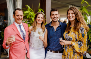 End of Year Celebration at Brisbane Racing Club