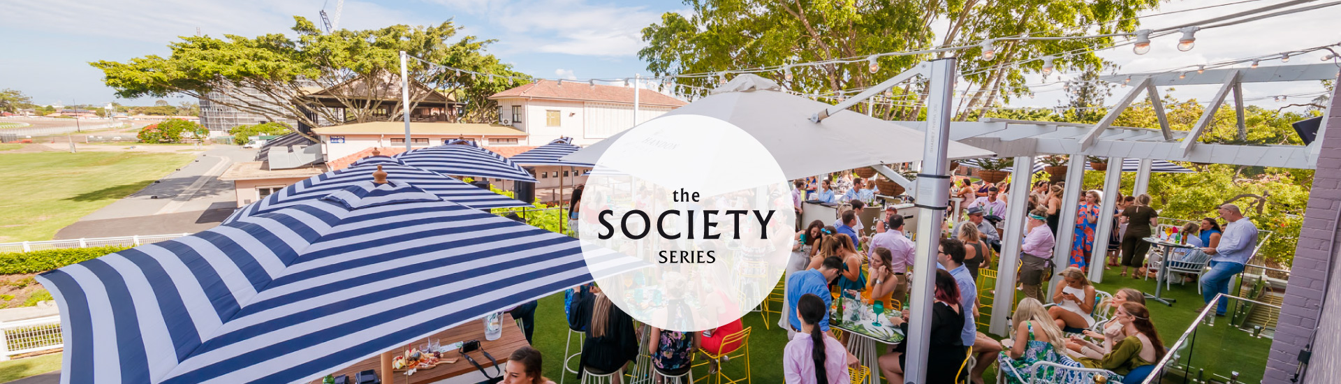 Rooftop Bar - The Society Series