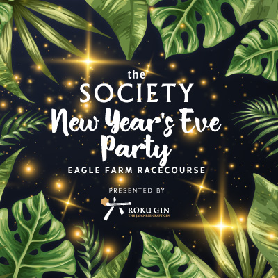 The Society Rooftop New Years Eve Party | Brisbane Racing Club