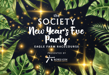 New Years Eve at The Society Rooftop | Brisbane Racing Club