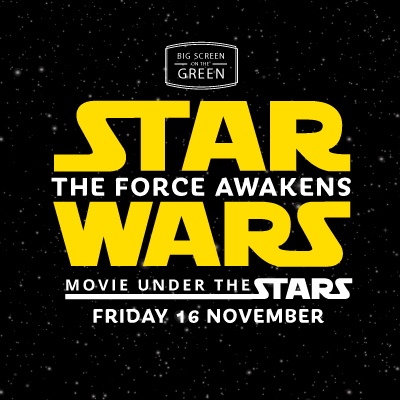 Star Wars The Force Awakens at Eagle Farm Racecourse on 16 November 2018