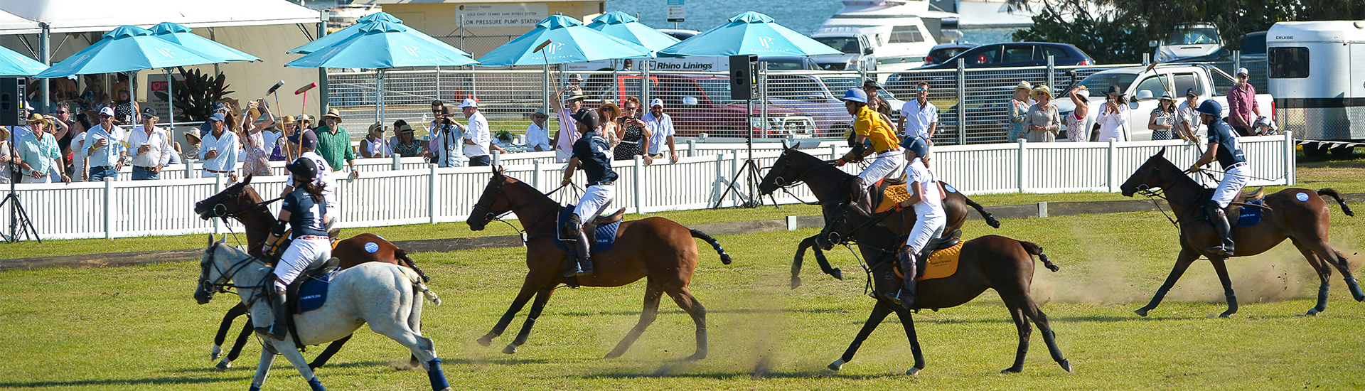 Win tickets to Magic Millions Polo | Brisbane Racing Club