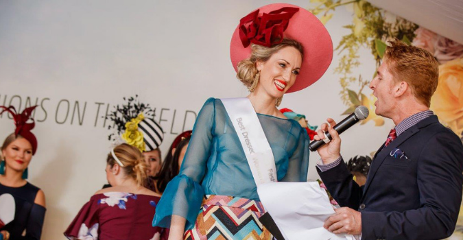 Fashions On The Field at Girls Day Out | Brisbane Racing Club