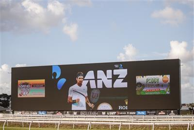 Australian Open at Big Screen On The Green   Brisbane Racing Club