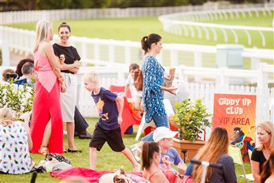 Christmas Movies at Big Screen On The Green | Brisbane Racing Club