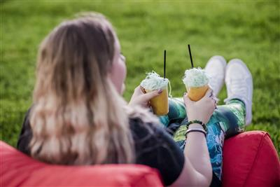 Valentine's Day at Big Screen On The Green | Brisbane Racing Club
