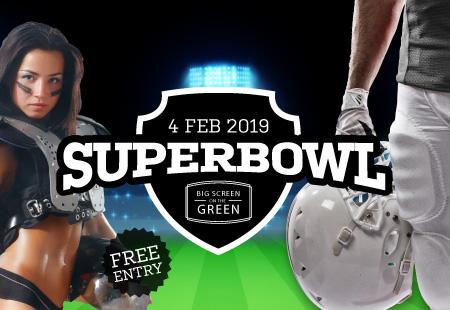 Superbowl at Big Screen On The Green | Brisbane Racing Club