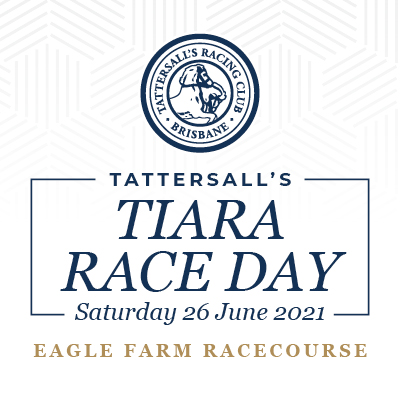 2021 Tatts Tiara Calendar Image