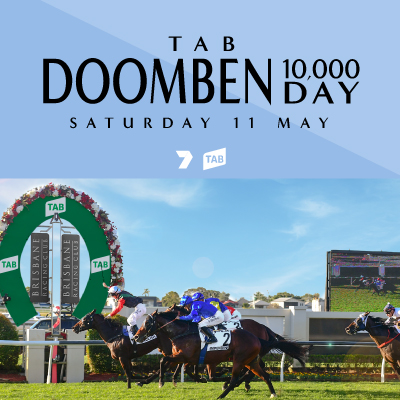 Doomben 10,000 | Channel Seven Brisbane Racing Carnival | Brisbane Racing Club
