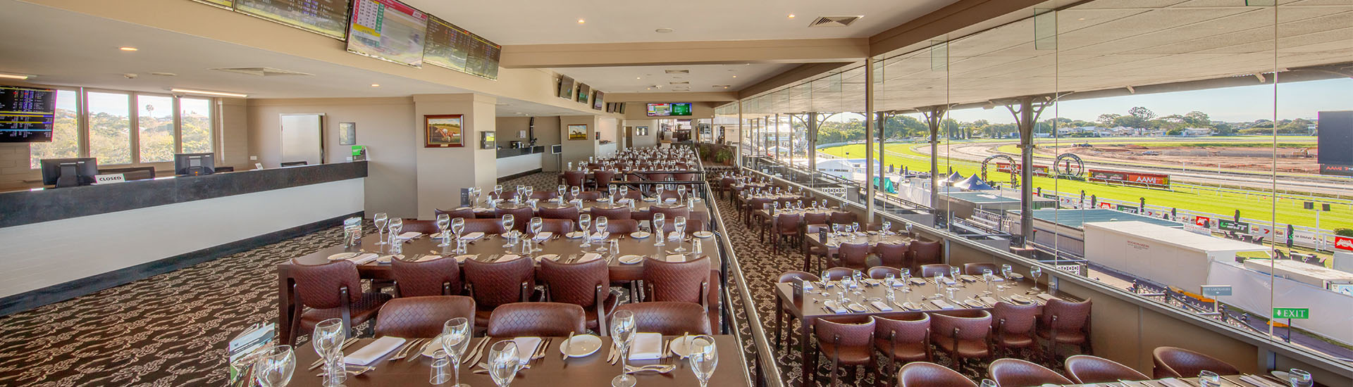Moreton Dining Room | Brisbane Racing Club