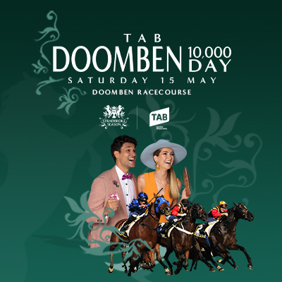 Doomben 10,000 Calendar | Brisbane Racing Club