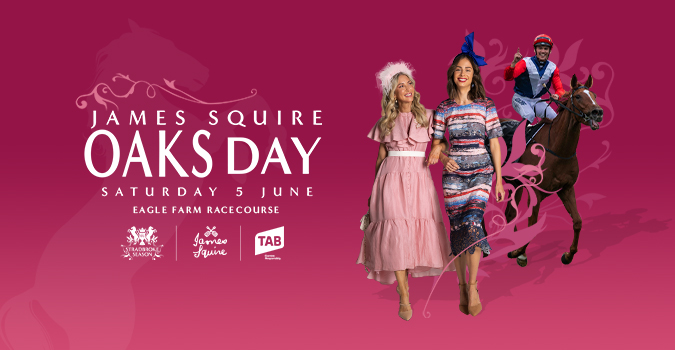 James Squire Oaks Day | Brisbane Racing Club