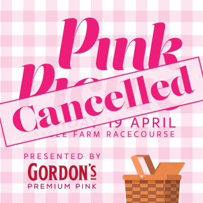 Pink Picnic Cancelled | Brisbane Racing Club