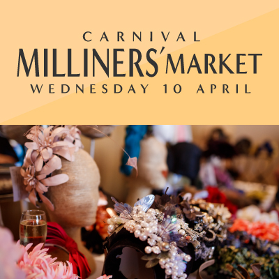 Milliners Market | Brisbane Racing Club