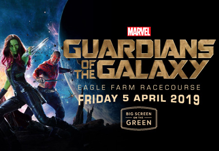 Guardians Of The Galaxy at Big Screen On The Green | Brisbane Racing Club