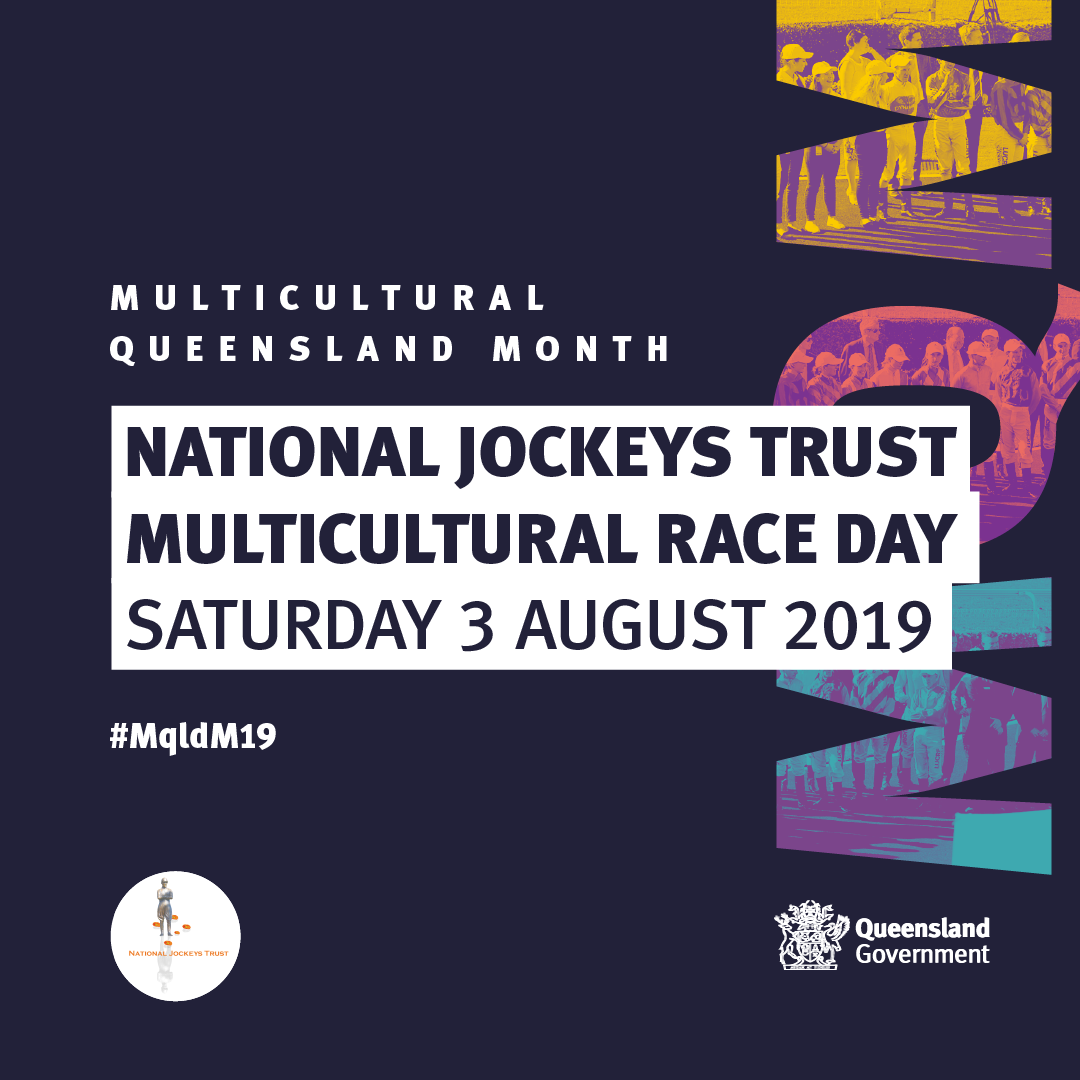 National Jockey Trust Multicultural Race Day