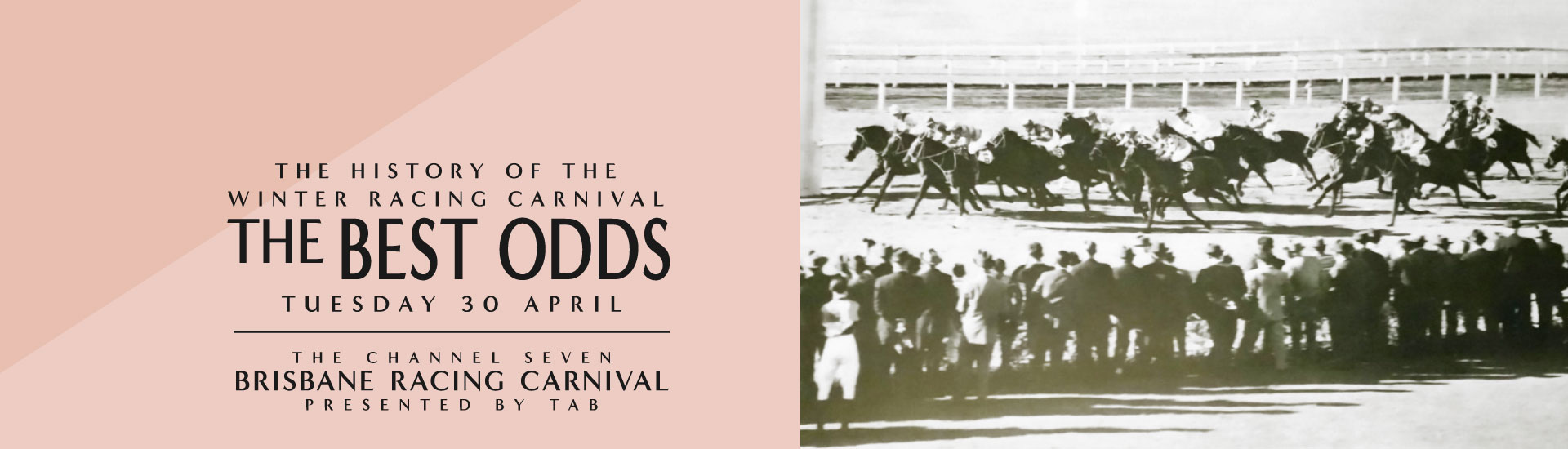 History of the Winter Racing Museum Event | Brisbane Racing Club