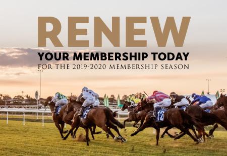Membership Renewals now open | Brisbane Racing Club
