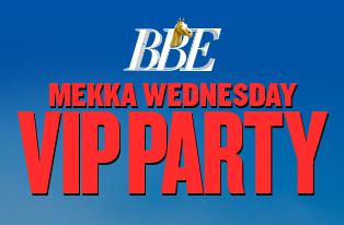 Mekka VIP Party | Brisbane Racing Club