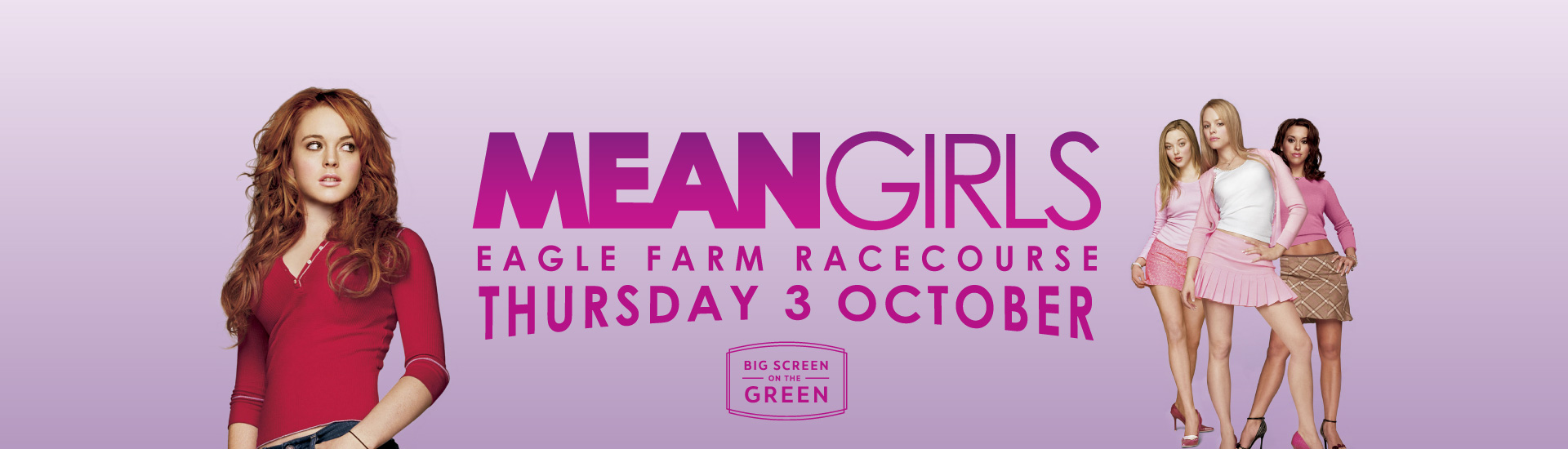 Mean Girls at Big Screen On The Green | Brisbane Racing Club
