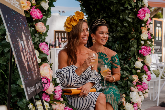 Spring in the Village Green | Brisbane Racing Club