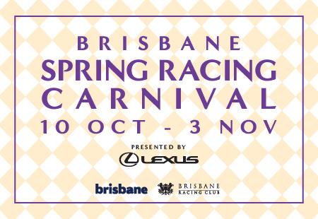 Spring Racing Carnival | Brisbane Racing Club